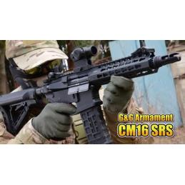 G&G CM16 SRS