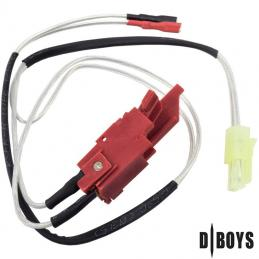 CONJUNTO INTERRUPTOR DBOYS...