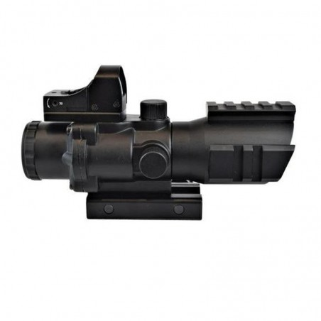 MIRA JS-TACTICAL SCOPE Y RED DOT COMBO