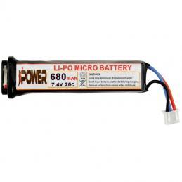 Bateria IPower 7.4v 680mah...