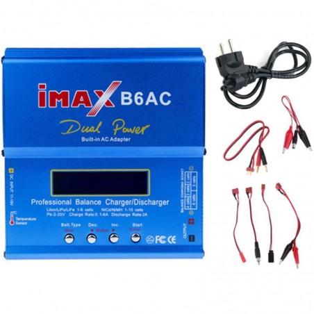 Cargador Imax B6AC
