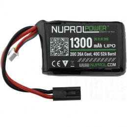 BATERIA NUPROL POWER 1300...