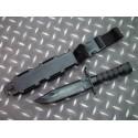 Bayoneta, entrenamiento tactico militar TAN