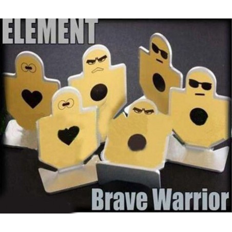 Diana Brave Warrior 6pcs