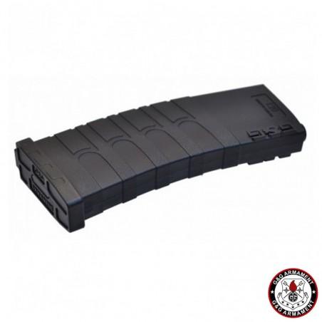 Cargador MidCap M4 GR16 120BB Negro/Negro G&G