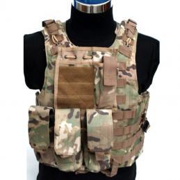 Chaleco FSBE Multicam