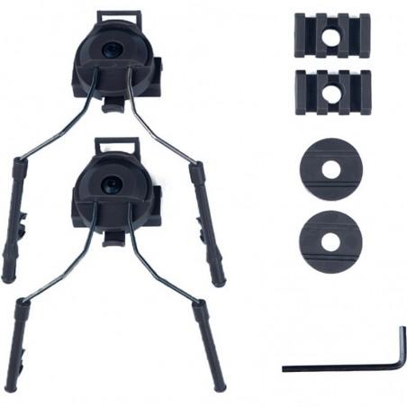 Adaptador Rail Casco para auriculares Comtac