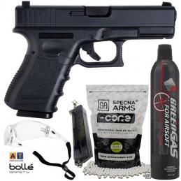 KIT Glock 23 BLACK KJW +...