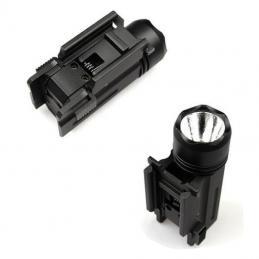 Linterna táctica SD117 ABS