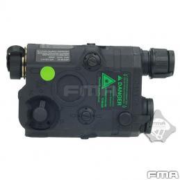 AN/PEQ laser verde con...