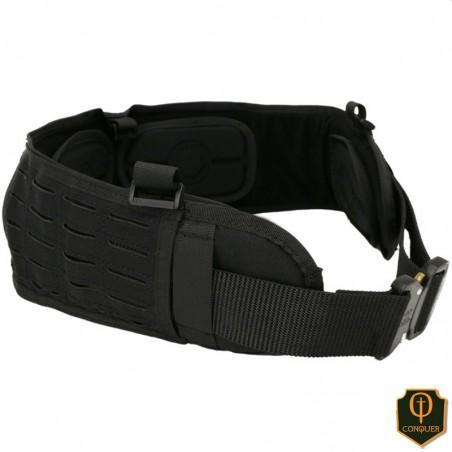 Cinturón Conquer Waist Belt Negro