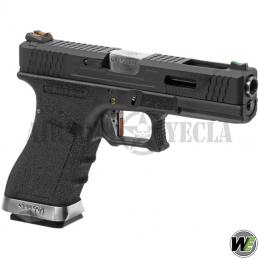 PISTOLA WE G-FORCE 17 BK...