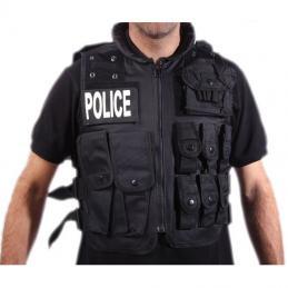 CHALECO TACTICO POLICE V15...