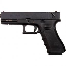 WE-GLOCK 18 GEN4 GBB Negro
