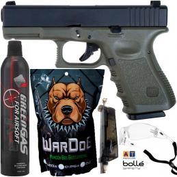 KIT Glock 23 OD KJW