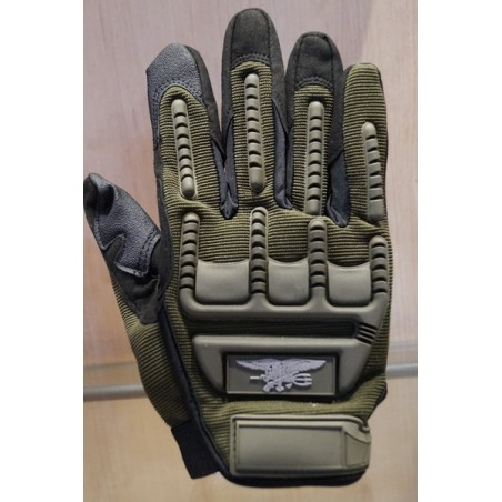 Guantes tacticos SEAL OD XL