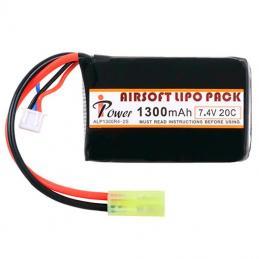 Batería IPower 7.4V 1300mAh...