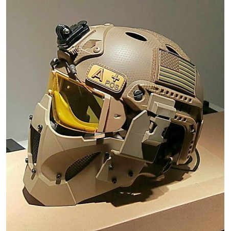 Fast Mask Skull TAN JAY DESIGN COPY