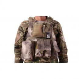 Chaleco Plate Carrier ATKSDelta Tactics