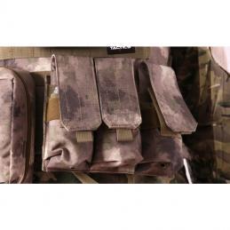Chaleco Plate Carrier ATKSDelta Tactics