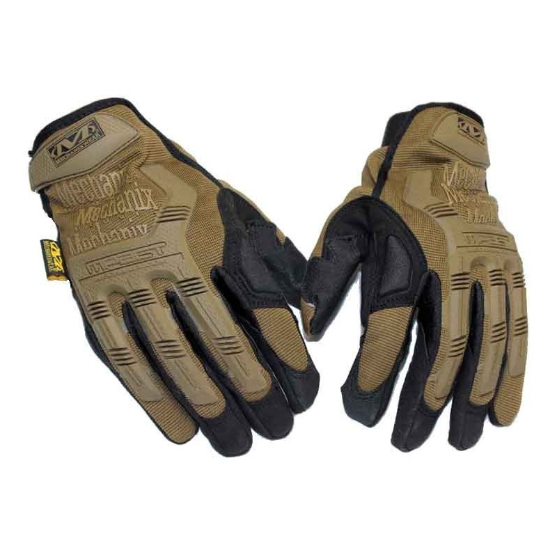Guante Mechanix M-PACT TAN M