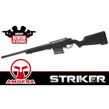 Ares Amoeba Striker S1 Francotirador Negro