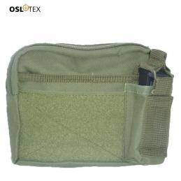 OSLOTEX Portamapa Con cremallera OD