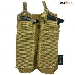 OSLOTEX Portacargador Doble De Pistola Coyote