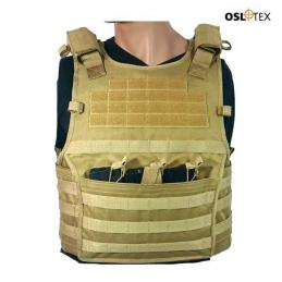 OSLOTEX Chaleco American Plate Carrier Coyote