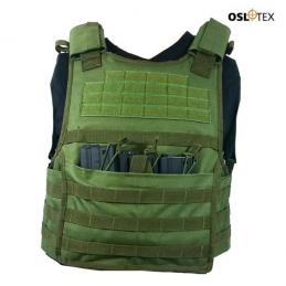 OSLOTEX Chaleco American Plate Carrier OD