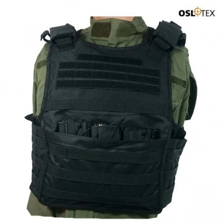 OSLOTEX Chaleco American Plate Carrier BK