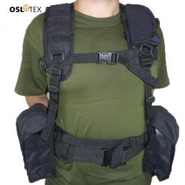 OSLOTEX Chaleco Estilo Smersh BK