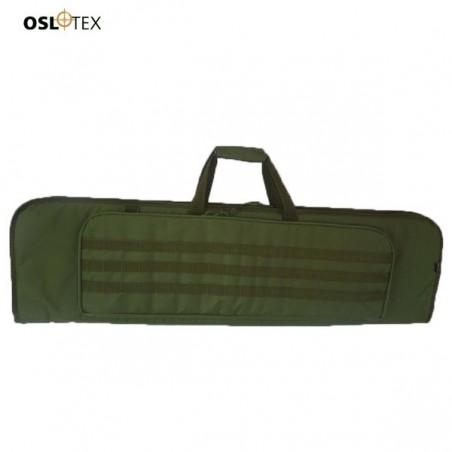 OSLOTEX Funda Doble 105 cm Con Molle, OD