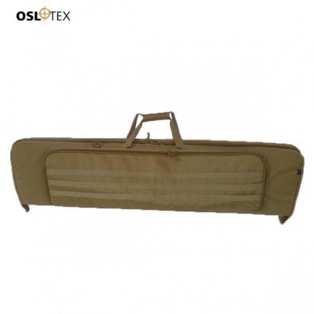 OSLOTEX Funda Transporte 130 cm Con Molle Coyote