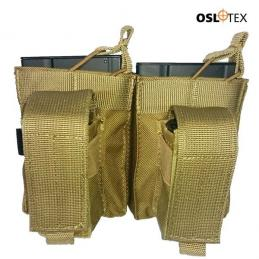 OSLOTEX Portacargador Doble...