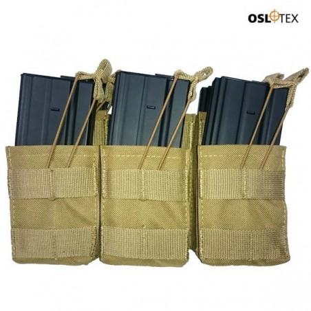 OSLOTEX Pouch Portacargador Six m4 Coyote