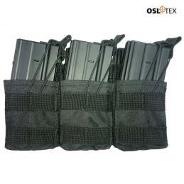 OSLOTEX Pouch Portacargador Six m4 Negro