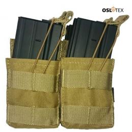OSLOTEX Pouch Portacargador Fourpack m4 Coyote