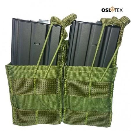 OSLOTEX Pouch Portacargador Fourpack m4 OD