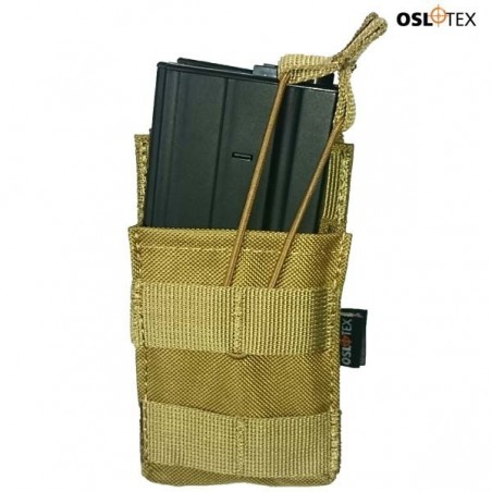 OSLOTEX Pouch Portacargador Two Pack m4 Coyote