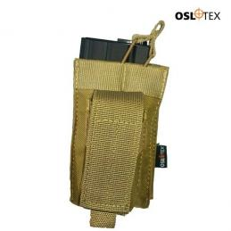 OSLOTEX Pouch Portacargador Simple Kanguro m4 Coyote