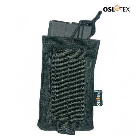 OSLOTEX Pouch Portacargador Simple Kanguro m4 BK