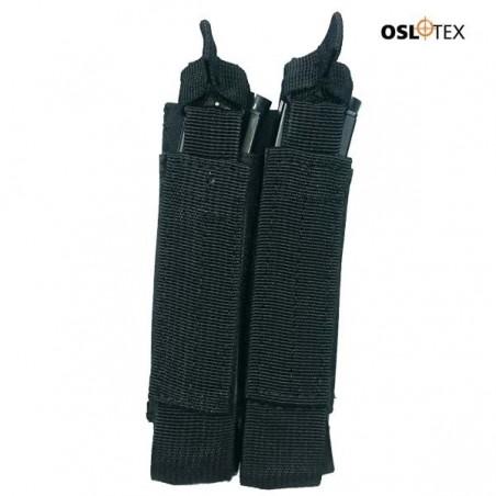 OSLOTEX Portacargador mp5/mp7/mp9 Doble BK