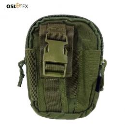 OSLOTEX Pouch porta GPS Multiusos OD Nylon 1000D