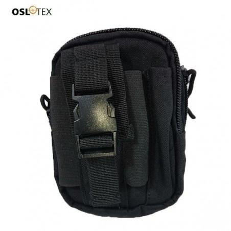 OSLOTEX Pouch porta GPS Multiusos BK Nylon 1000D