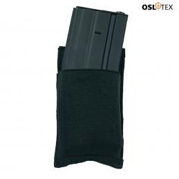 OSLOTEX Pouch Portacargador Simple Elastico m4 Negro