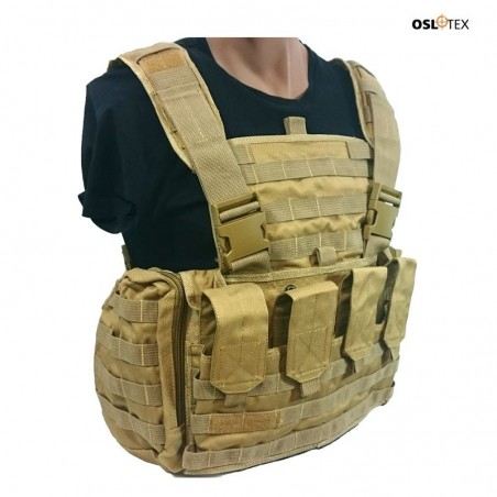 OSLOTEX Chest Rig Pantera Coyote 1000D