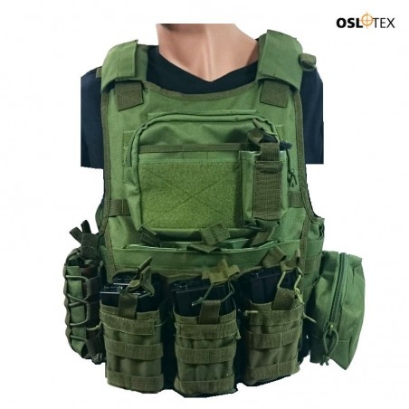 OSLOTEX Plate Carrier Avanced M4/AK SERIES OD