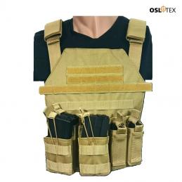 OSLOTEX Plate Carrier Light Coyote