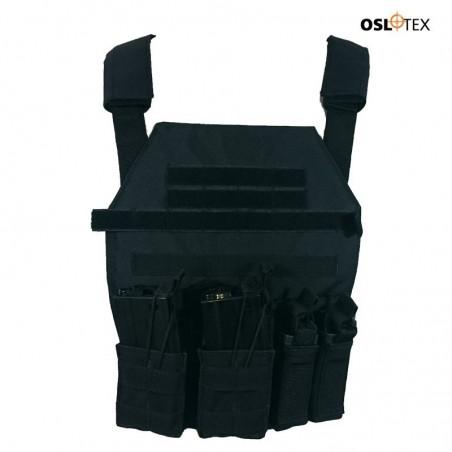 OSLOTEX Plate Carrier Light BK